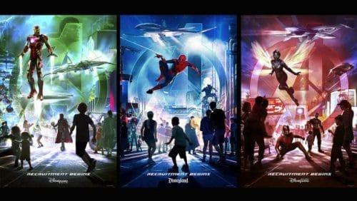 Marvel won't be in disney world