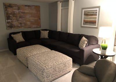 Upstairs (loft) Lounge 2