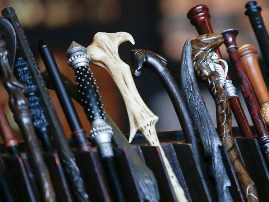 The Wizarding World of Harry Potter Interactive Wands